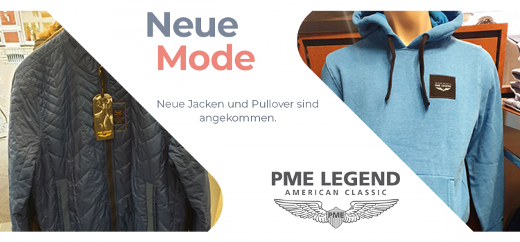 Neue Mode von PME LEGEND